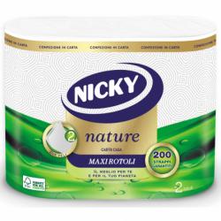 NICKY ASCIUGATUTTO NATURE...