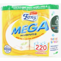 FOXY MEGA ASCIUGATUTTO 2...