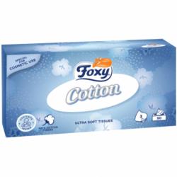 FOXY COTTON VELINE 3 VELI...