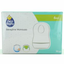 NEO BABY BAVAGLINE MONOUSO...