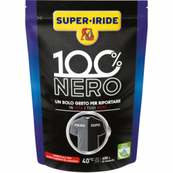 SUPER IRIDE 100% NERO...