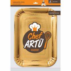 CHEF ARTU' 2 VASSOI...
